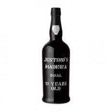 Justinos 10 años Bual Madeira