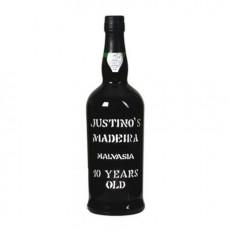 Justinos 10 anni Malmsey Madeira