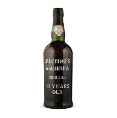 Justinos 10 anni Sercial Madeira