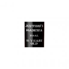 Justinos 10 years Bual Madeira