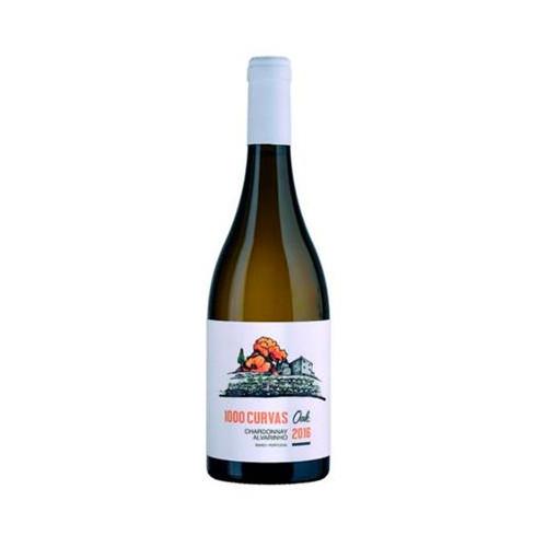 1000 Curvas Chardonnay Alvarinho Oak Blanco 2016