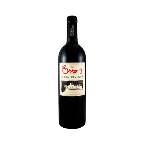 Quinta do Mouro Erro 3 Rouge 2013