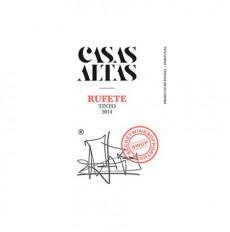 Casas Altas Rufete Red 2016