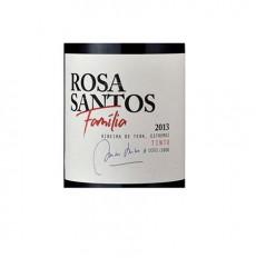 Familia Rosa Santos Red 2013