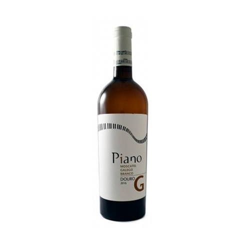 Piano Moscatel Galego Blanco 2018