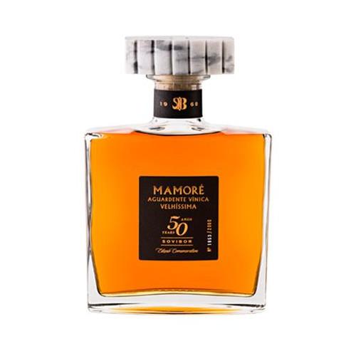 Mamoré de Borba 50 años Old Brandy