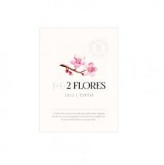 Duas Flores Rosso 2016