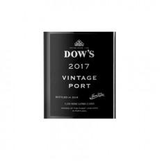 Dows Vintage Port 2017