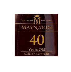 Maynards 40 years old Tawny...