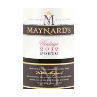 Maynards Vintage Port 2012