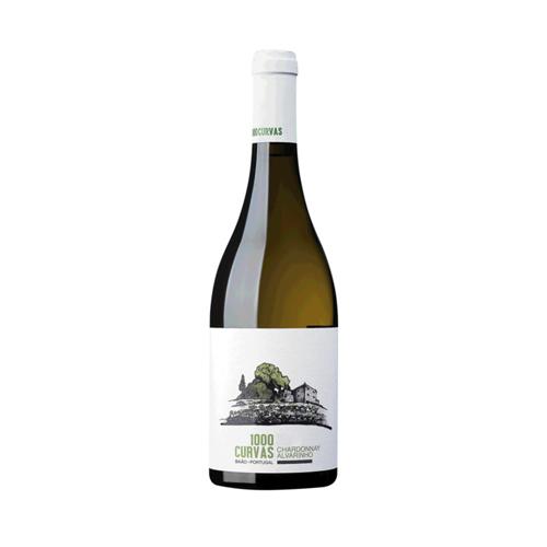 1000 Curvas Chardonnay Alvarinho Branco 2016