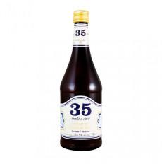 35 Licor de Pastel de Nata