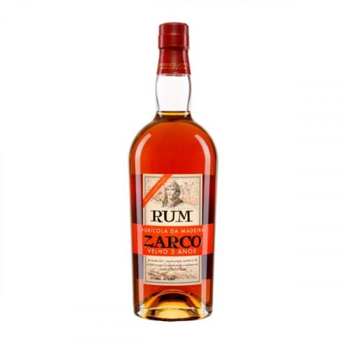 Zarco 3 years Rum