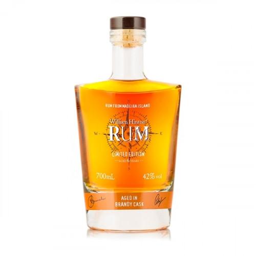 William Hinton 6 ans Brandy Single Cask Rhum