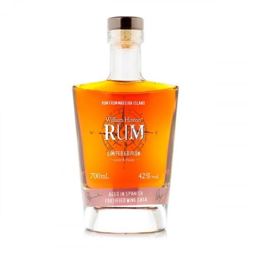 William Hinton 6 years Spanish Sherry Single Cask Rum