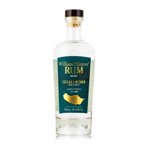 William Hinton Limited Edition Natural Rum