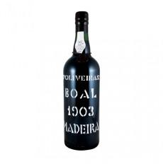D´Oliveiras Boal Medium Sweet Madeira 1903