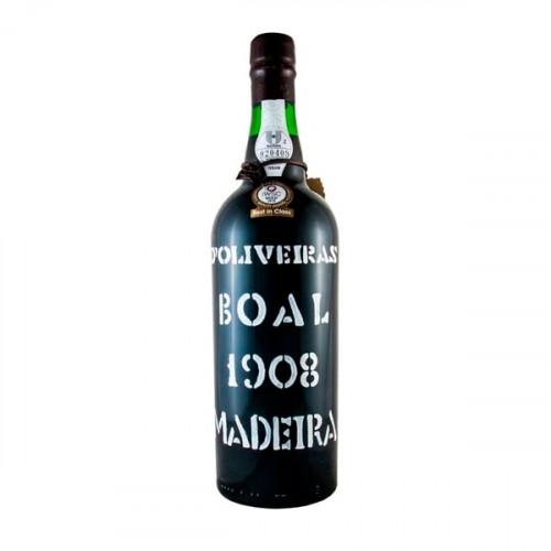 D´Oliveiras Boal Medium Sweet Madeira 1908