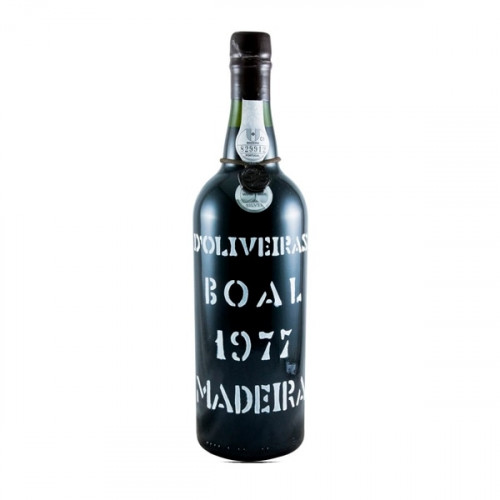 D´Oliveiras Boal Medium Sweet Madeira 1977