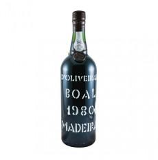 D´Oliveiras Boal Medium Sweet Madeira 1980