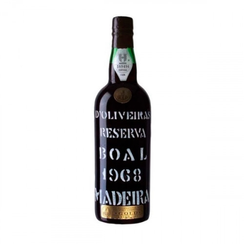 D´Oliveiras Boal Meio Doce Madeira 1968