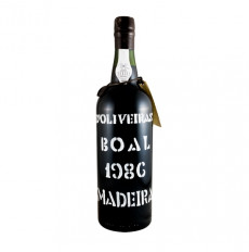 D´Oliveiras Boal Medium Sweet Madeira 1986