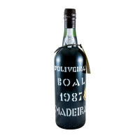D´Oliveiras Boal Medium Sweet Madeira 1987