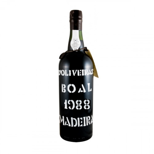 D´Oliveiras Boal Medium Sweet Madeira 1988