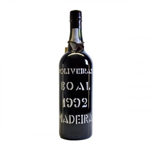 D´Oliveiras Boal Medium Sweet Madeira 1992