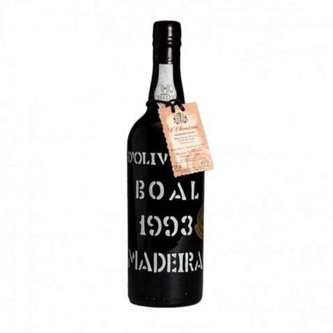 D´Oliveiras Boal Medium Sweet Madeira 1993