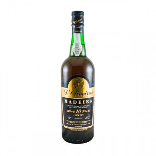 D´Oliveiras Dry 10 years Madeira