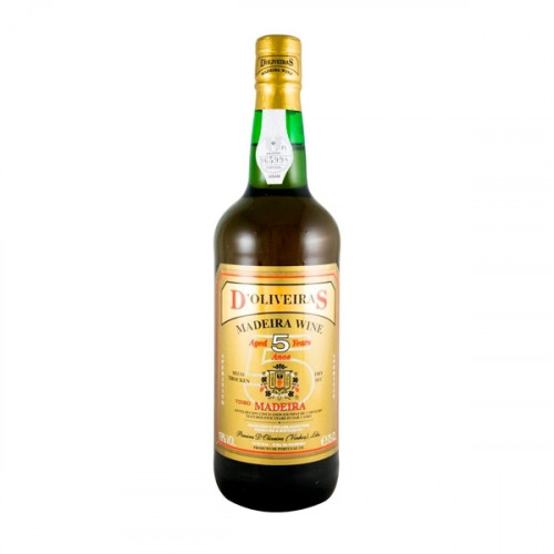 D´Oliveiras Dry 5 years Madeira