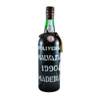 D´Oliveiras Malmsey Sweet Madeira 1990