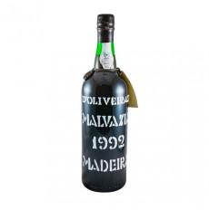D´Oliveiras Malmsey Sweet Madeira 1992