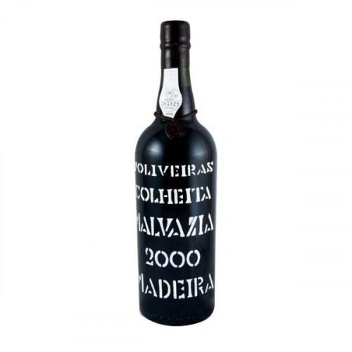 D´Oliveiras Malmsey Sweet Madeira 2000