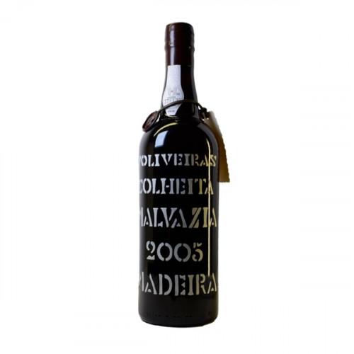 D´Oliveiras Malmsey Sweet Madeira 2005