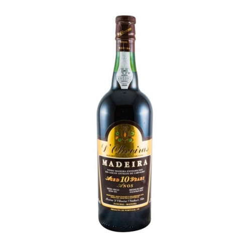 D´Oliveiras Medium Dry 10 years Madeira
