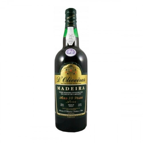 D´Oliveiras Medium Sweet 10 ans Madeira