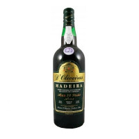 D´Oliveiras Medium Sweet 10 años Madeira