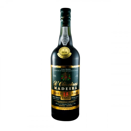 D´Oliveiras Medium Sweet 15 ans Madeira