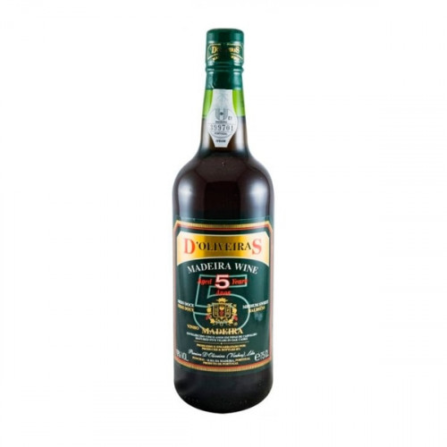 D´Oliveiras Medium Sweet 5 years Madeira