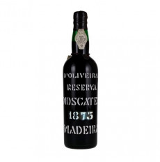 D´Oliveiras Moscatel Doce Madeira 1875