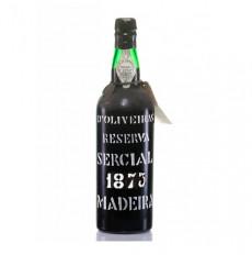 D´Oliveiras Sercial Dry Madeira 1875