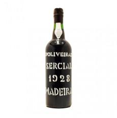 D´Oliveiras Sercial Dry Madeira 1928