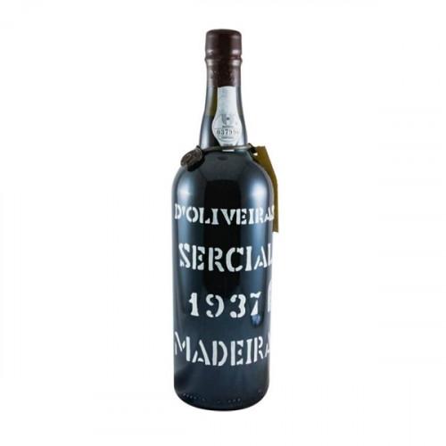 D´Oliveiras Sercial Dry Madeira 1937