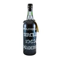D´Oliveiras Sercial Dry Madeira 1969
