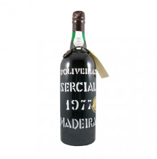 D´Oliveiras Sercial Dry Madeira 1977