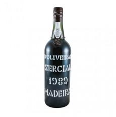 D´Oliveiras Sercial Dry Madeira 1989