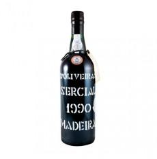 D´Oliveiras Sercial Dry Madeira 1990