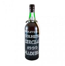 D´Oliveiras Sercial Dry Madeira 1999
